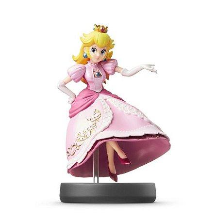 Peach Amiibo: Super Smash Bros - Switch/WiiU
