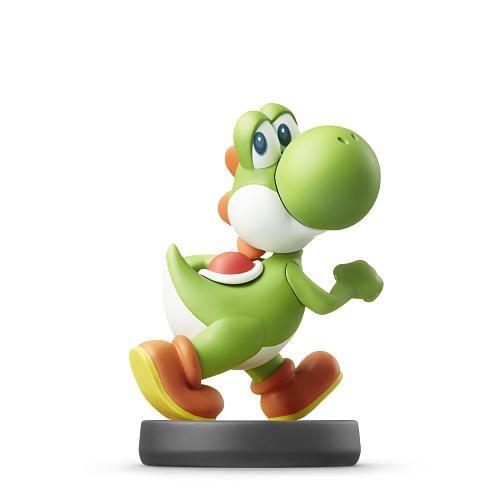 Yoshi Amiibo: Super Smash Bros - Switch/WiiU