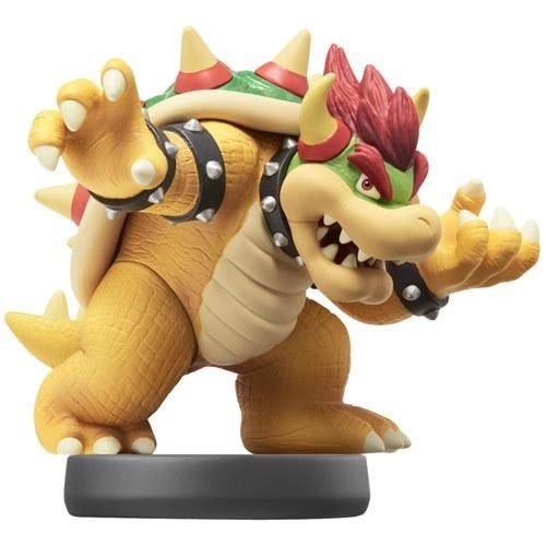 Bowser Koopa Amiibo: Super Smash Bros - Switch/WiiU