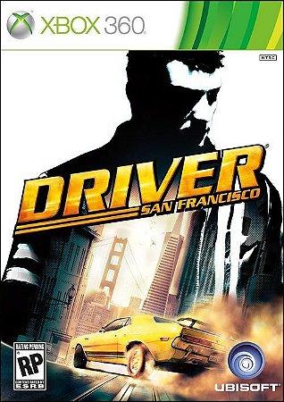 X360 Driver San Francisco
