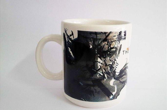 Caneca Metal Gear Solid V - The Phantom Pain