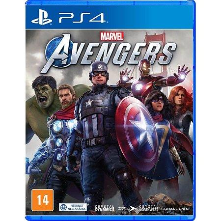 Marvel´s Avengers - PS4