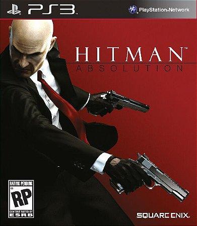 Hitman: Absolution - PS3 (usado)