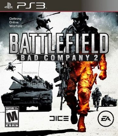 Battlefield Bad Company 2 - PS3 (usado)