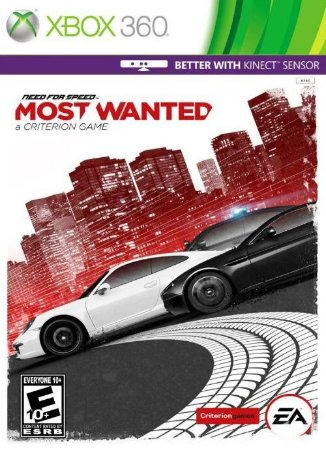 NEED FOR SPEED - MOST WANTED USADO (X360)