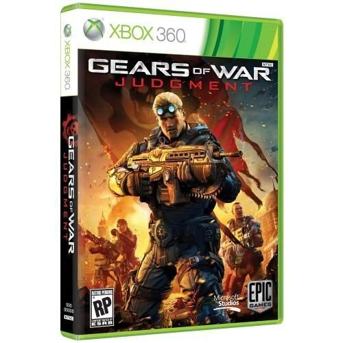Gears of War: Judgment - Xbox 360 (usado)