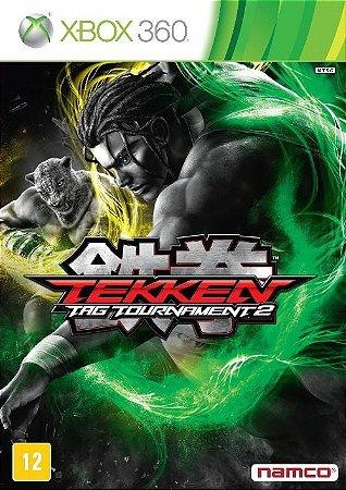 Tekken: Tag Tournament 2 - Xbox 360 (usado)