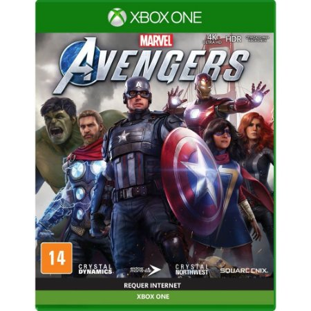 Marvel´s Avengers - Xbox One (usado)
