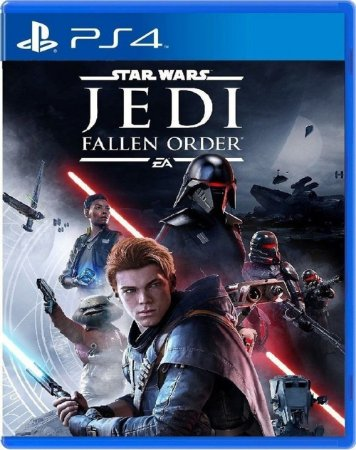 Star Wars Jedi: Fallen Order - PS4 (usado)