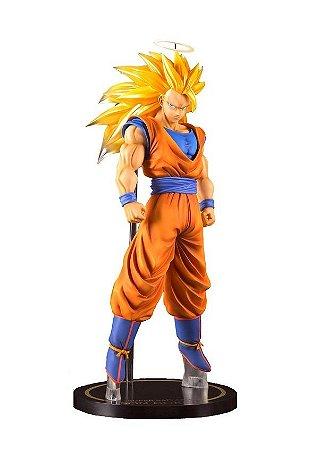 Super Saiyan 3 Son Goku Dragon Ball Z - Figuarts Zero EX Bandai