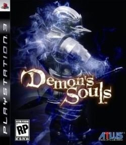 Demon´s Souls - PS3 (usado)
