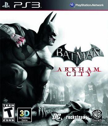 Batman: Arkham City - PS3 (usado)
