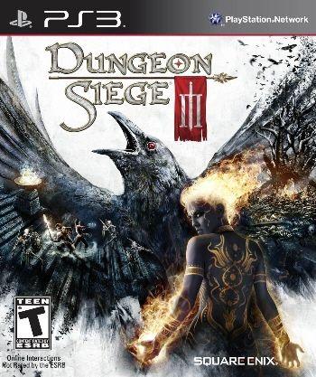 Dungeon Siege III - PS3 (usado)