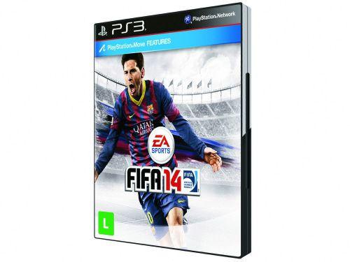 Fifa 14 - PS3 (usado)