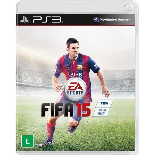 Fifa 15 - PS3 (usado)