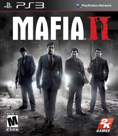 Mafia II - PS3 (usado)