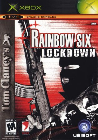 Rainbow Six: Lockdown - Xbox (usado)