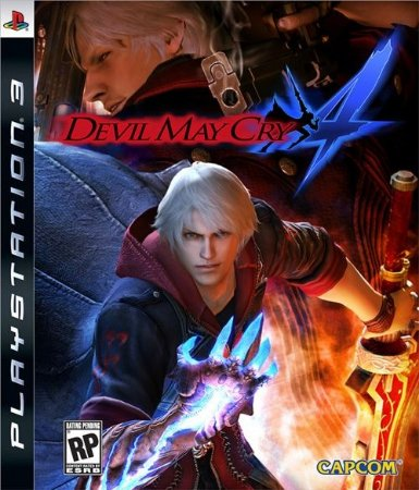 Devil May Cry 4 - PS3 (usado)