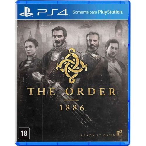 The Order 1886 - PS4 (usado)
