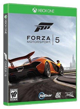 Forza Motorsport 5 - Xbox One (usado)