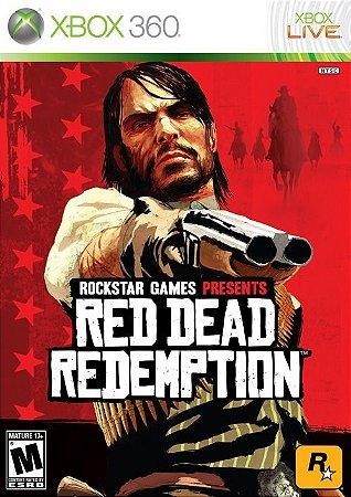 X360 Red Dead Redemption (usado)