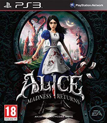 Alice: Madness Returns - PS3 (usado)