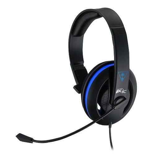 Headset Ear Force P4C Turtle Beach PS4