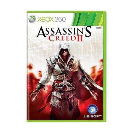Assassin´s Creed 2 - Xbox 360 (usado)