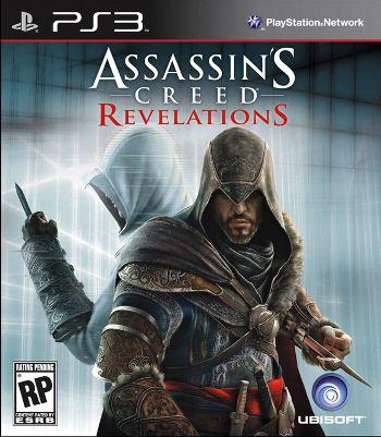 Assassin´s Creed: Revelations - PS3 (usado)