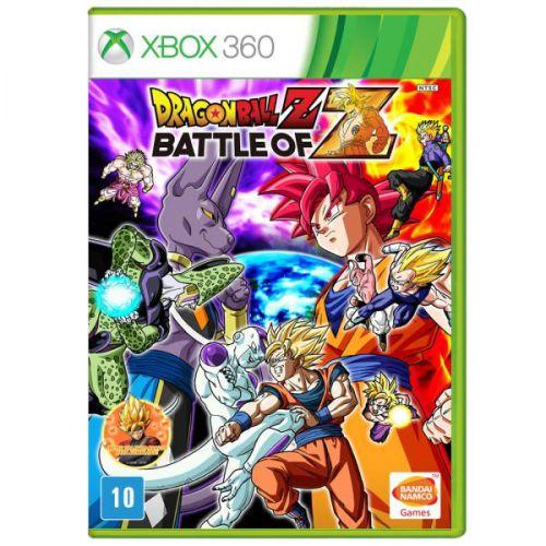 Dragon Ball Z: Battle of Z - Xbox 360 (usado)