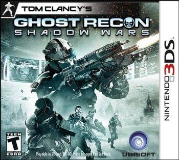 3DS Ghost Recon - Shadow Wars (usado)