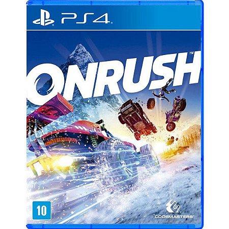 Onrush - PS4 (usado)