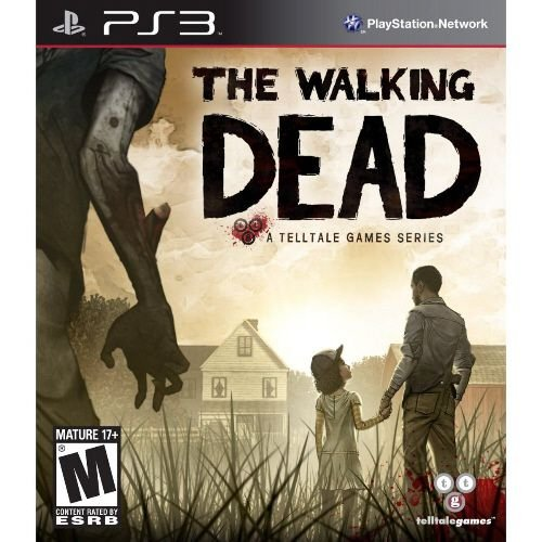 The Walking Dead - PS3 (usado)