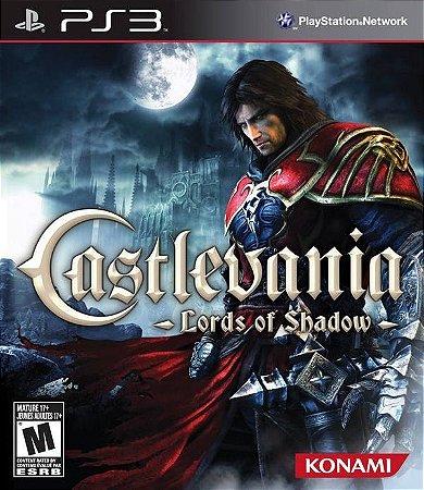 Castlevania: Lords of Shadow - PS3 (usado)