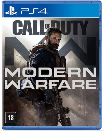 Call of Duty: Modern Warfare - PS4 (usado)