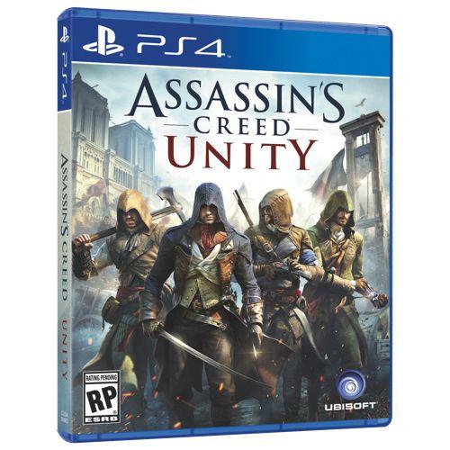 Assassin´s Creed: Unity - PS4 (usado)
