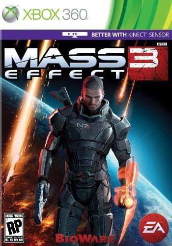 Mass Effect 3 - Xbox 360 (usado)