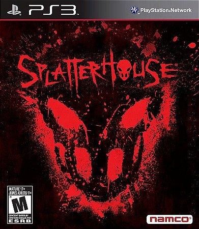 Splatterhouse - PS3 (usado)