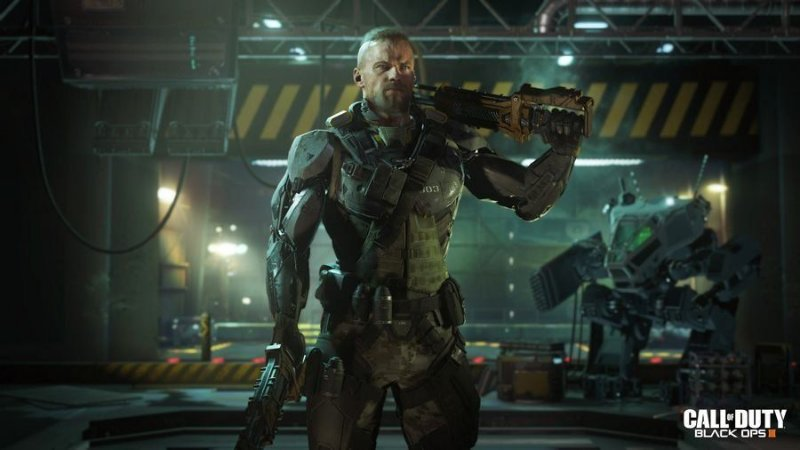 CALL OF DUTY - BLACK OPS 3 (X360)
