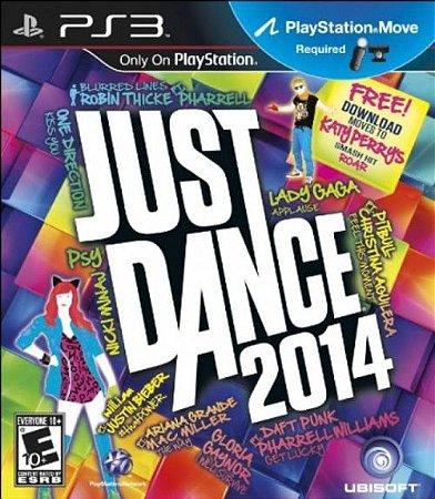 Just Dance 2014 - PS3 (usado)