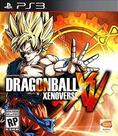 PS3 Dragon Ball - Xenoverse