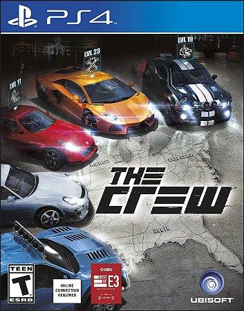 The Crew - PS4 (usado)