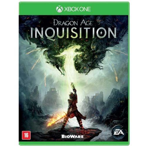 Dragon Age: Inquisition - Xbox One (usado)