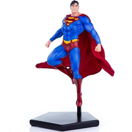 Superman DC Comics - Art Scale 1/10 Iron Studios