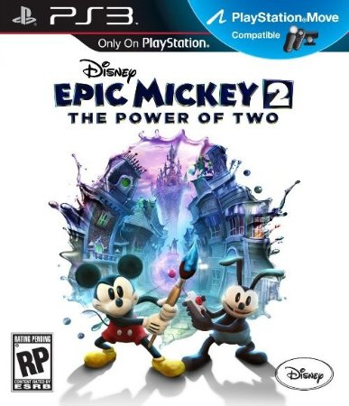 PS3 Epic Mickey 2 - The Power of Two