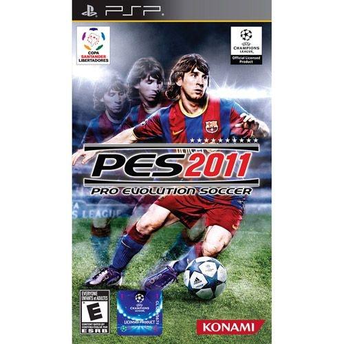 PSP PES 2011 - Pro Evolution Soccer