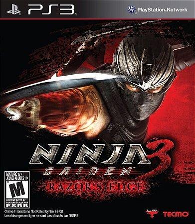 PS3 Ninja Gaiden 3 - Razor´s Edge