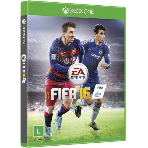 XONE Fifa 16 (usado)