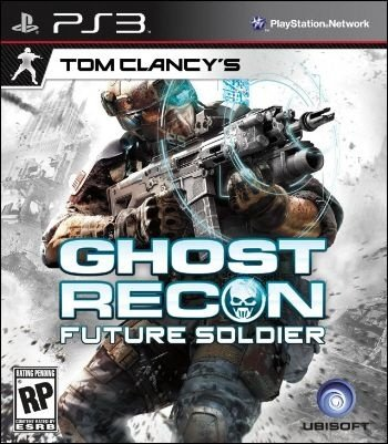 Ghost Recon: Future Soldier - PS3 (usado)