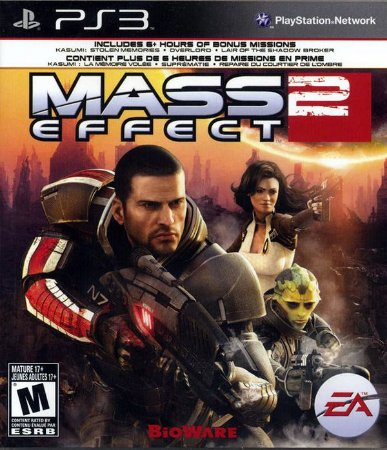 Mass Effect 2 - PS3 (usado)